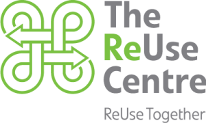 The ReUse Centre logo (spot colour C)