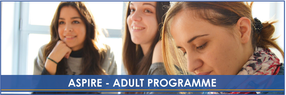 ASPIRE ADULT PROGRAMME